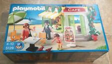 New Unopened - Playmobil Harbour Cafe Play Set (set 5129)