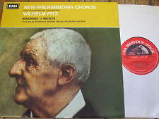 ASD 2325 Bruckner Five Motets etc. / Pitz / New Philharmonia Chorus S/C