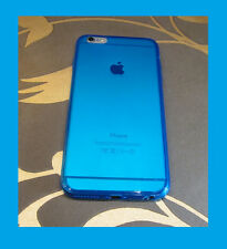 iPhone 6 plus ,Hülle , Case neon BLAU - Cool Blau