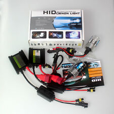 55W H7 6000k Xenon HID Conversion Headlight Kit For Peugeot 207 Hatchback & GTi