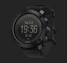 Suunto Traverse Alpha Stealth GPS Military Outdoor Watch ss022469000