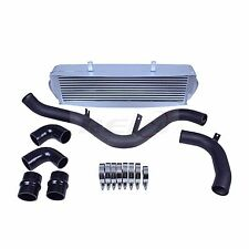 NEW REV9 13-15 FORD FOCUS ST FRONT MOUNT INTERCOOLER KIT FMIC 2.0T TURBO BOLT ON