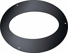 Rosone Ellittico per inclinazioni a 45° D. Interno 80mm/Esterno 200mm D080ROEL