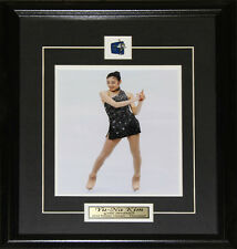 Yu-Na Kim Winter Olympics Figure Skating 8x10 frame