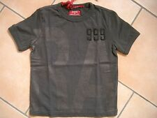 (288) Cooles RARE- The Kid Boys T-Shirt mit Logo Druck & Zahlen Stickerei gr.128