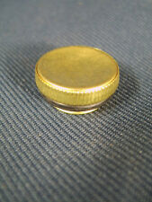 Aladdin Oil Lamp Replacement Brass Screw in Oil Fill Plug Cap