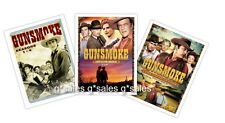 Gunsmoke Western TV Series Complete Season 1-5 (1 2 3 4 5) NEW DVD SET