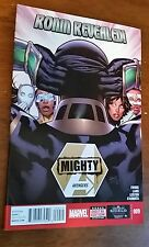 Mighty Avengers #9, Ronin Revealed. Ewing. VF/NM