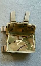 New in Packet Vanguard MTP Multicam Dump Pouch British Army