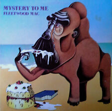 FLEETWOOD MAC - MYSTERY TO ME - REPRISE MSK 2279 - LP WITH LYRIC SHEET - 1973