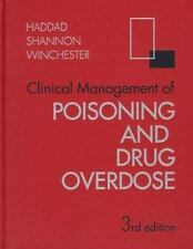 Clinical Management of Poisoning and Drug Overdose, 3e, James F. Winchester, Mic