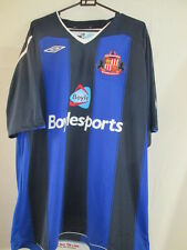 Sunderland 2008-2009 Away Football Shirt Brand New With Tags Size XXL 10539