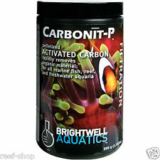 Brightwell Carbonit Pelletized Carbon 500 gm Live Coral Nano Reef FREE USA SHIP