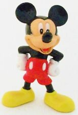 MICKEY MOUSE Disney CLUBHOUSE CARTOON MOVIE PVC TOY Figure CAKE TOPPER FIGURINE!