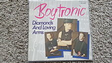 Boytronic - Diamonds and loving arms 12'' Disco Vinyl