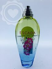 ESCADA AGUA DEL SOL EDT 100ML OLD VERSION RARE VINTAGE 65% capacity/ full