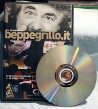 BEPPE GRILLO - BEPPEGRILLO.IT -  DVD