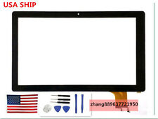 USA Touch Screen Digitizer Panel For HIPSTREET PHOENIX HS-10DTB12A + Tools zhang