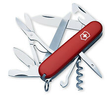 NEW VICTORINOX SWISS ARMY POCKET KNIFE MOUNTAINEER RED BOXED 54821