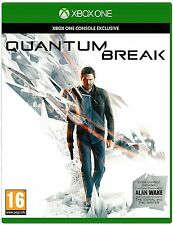Quantum Break Xbox One Inc Alan Wake The Signal & The Writer Expansion Packs
