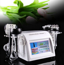 8 in1 Cavitation Vacuum Anti-aging Multipolar Tripolar RF BIO Hammmer Body Probe