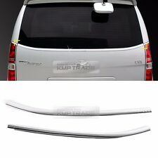 Chrome Rear Glass Molding Trim K871 2P for HYUNDAI 2007-2017 Starex i800 iMax