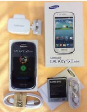 Samsung Galaxy S3 Mini GT-I8190N 8GB Marble Blue( Unlocked)+12 Months warranty