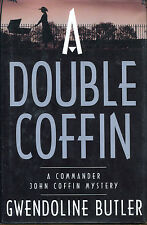 A Double Coffin by Gwendoline Butler-1st US Edition/DJ-1998-John Coffin