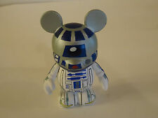 "Disney Vinylmation MICKEY MOUSE STAR WARS R2D2 Figurine 3"" Lucas Film Series 1"