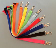 Neck Strap Lanyard Safety Breakaway personalised event any name any text