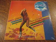33 tours super hits volume 4 par les chanteurs et l'orchestre de patrick oliver