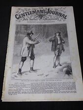 'The Gentlemans Journal & Youths  Miscellany ' No 92 Vol IV, 1869-72