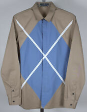 New sz 46 / Small Kris Van Assche of Dior Homme mens shirt suit jacket