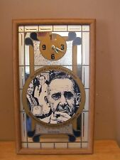 National Football Foundation & Hall of Fame Mirrored Decorative Wall Clock