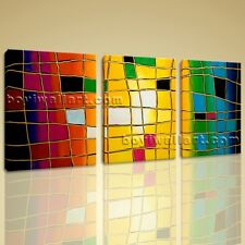 Large Stretched Canvas Wall Art Painting Giclee Prints Modern Abstract Picture