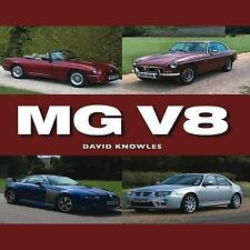 MG V8, Knowles, David