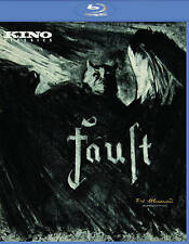 FAUST-FAUST  Blu-Ray NEW