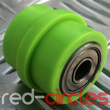 8mm RIDGED GREEN PIT DIRT BIKE DRIVE CHAIN ROLLER GUIDE 140cc 160cc PITBIKE