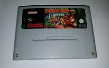 Donkey Kong country super nintendo pal