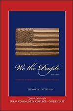 We the People by Thomas Patterson (2012, Paperback)