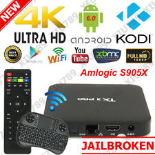 TX3 Pro Smart TV Box S905X Android 6.0 Quad Core XBMC KODI Fully Loaded+Keyboard