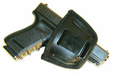 Leather Concealed Gun Holster for Magnum Research Baby Desert Eagle