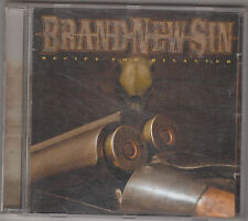 BRAND NEW SIN - recipe for disaster CD