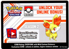 POKEMON LEAGUE Online Code Codice Stagione 2 Season N Fire Energy sent via Email