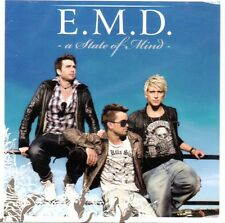 CD E.M.D. EMD, State Of Mind, Eurovision, Schweden