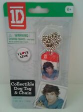 BRAND NEW COLLECTIBLE 1 DIRECTION DOG TAG & CHAIN (LIAM)