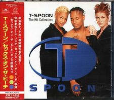 T-SPOON - Sex on the beach - Japan CD+1BONUS - NEW - 18Tracks