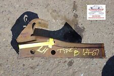 1964-67 CHEVELLE SKYLARK 442 GTO LH REAR CONTROL ARM FRAME BRACKET A-BODY TYPE B