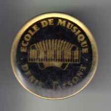 RARE PINS PIN'S .. MUSIQUE MUSIC ACCORDEON ACCORDION JACSONT LE CREUSOT 71 ~DA