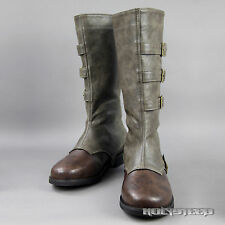 Devil May Cry 4 Nero boots Cosplay Shoes